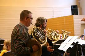 Premiere performance of Anders Emilsson Doubleconcerto, with Radovan Vlatkovich